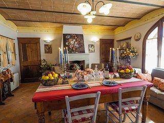 4 bedroom Villa in Arezzo, Tuscany, Italy : ref 5241915