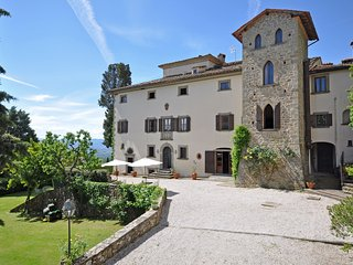 2 bedroom Apartment in Capolona, Tuscany, Italy : ref 5241791
