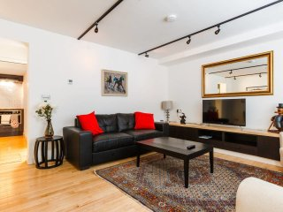 Wonderful 2 bed/bath with terrace in Pimlico