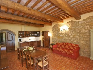 3 bedroom Apartment in Madonna di Pietracupa, Tuscany, Italy : ref 5241445