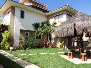 Excelente casa com piscina: Praia da Campeche, Quiosque, 6 dormitorios, 2 suites