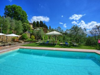5 bedroom Apartment in San Polo in Chianti, Tuscany, Italy : ref 5241318