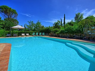 Terme di Firenze Villa Sleeps 12 with Pool Air Con and WiFi - 5241336