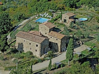 2 bedroom Apartment in Montefioralle, Tuscany, Italy : ref 5241228