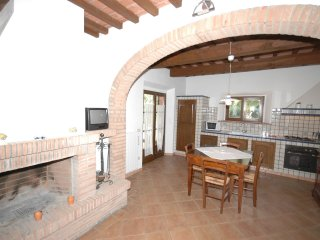 2 bedroom Villa in Bibbona, Tuscany, Italy : ref 5241218