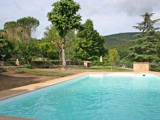 4 bedroom Villa in Stigliano, Tuscany, Italy : ref 5241189