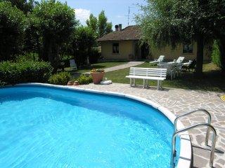 4 bedroom Villa in Pilarciano, Tuscany, Italy : ref 5241090
