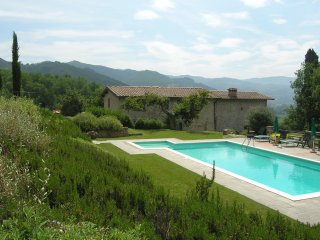 7 bedroom Villa in Vicchio, Tuscany, Italy : ref 5241088