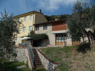 2 bedroom Villa in San Concordio di Moriano, Tuscany, Italy : ref 5241082