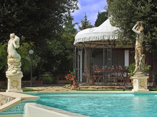 3 bedroom Villa in Linari, Tuscany, Italy : ref 5241041