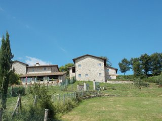 7 bedroom Villa in Barberino di Mugello, Tuscany, Italy : ref 5241084