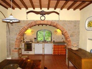 3 bedroom Villa in Montegonzi, Tuscany, Italy : ref 5240975