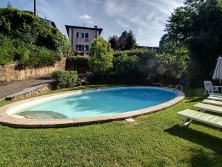 5 bedroom Villa in Lucolena in Chianti, Tuscany, Italy : ref 5240954