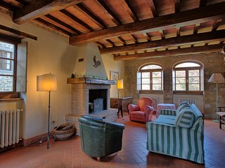 5 bedroom Apartment in Poppi, Tuscany, Italy : ref 5240869