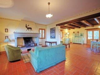 3 bedroom Apartment in Poppi, Tuscany, Italy : ref 5240858
