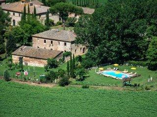 1 bedroom Villa in Monteroni d'Arbia, Tuscany, Italy : ref 5240846