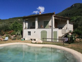 4 bedroom Villa in Camaiore, Tuscany, Italy : ref 5240754