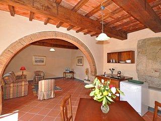 2 bedroom Apartment in Capolona, Tuscany, Italy : ref 5240270