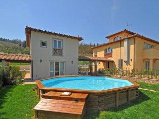 3 bedroom Villa in Strada in Chianti, Tuscany, Italy : ref 5240245