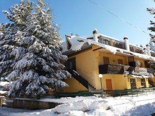 Vacanze in Montagna con Giardino