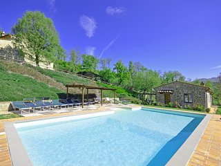 7 bedroom Villa in Capolona, Tuscany, Italy : ref 5240116