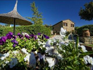 3 bedroom Villa in San Quirico d'Orcia, Tuscany, Italy : ref 5239906