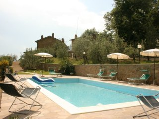 5 bedroom Villa in San Giustino Valdarno, Tuscany, Italy : ref 5239845