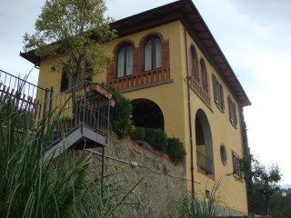 4 bedroom Villa in Il Molinaccio, Tuscany, Italy : ref 5239843