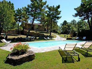 4 bedroom Villa in Campoleone, Tuscany, Italy : ref 5239833