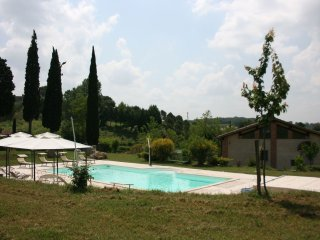 4 bedroom Villa in Armaiolo, Tuscany, Italy : ref 5239813
