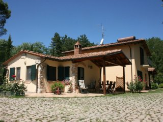 6 bedroom Villa in La Costa, Tuscany, Italy : ref 5239809