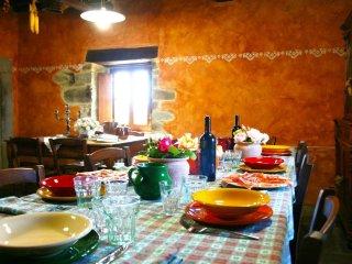 7 bedroom Villa in Porcile, Tuscany, Italy : ref 5239808