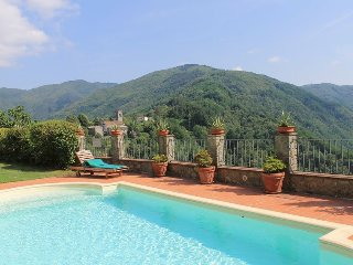 1 bedroom Apartment in Bagni di Lucca, Tuscany, Italy : ref 5239315