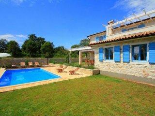 4 bedroom Villa in Radetici, Istarska Zupanija, Croatia : ref 5238979