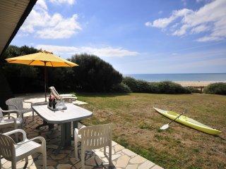 2 bedroom Villa in Le Pouldu, Brittany, France : ref 5238509