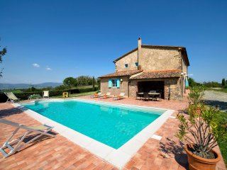 5 bedroom Villa in Guardistallo, Tuscany, Italy : ref 5229692