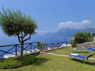 3 bedroom Villa in Praiano, Campania, Italy : ref 5228927