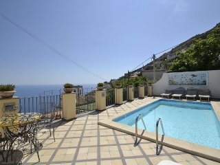 2 bedroom Villa in Praiano, Campania, Italy : ref 5228351