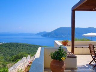 3 bedroom Villa in Katsaráta, Ionian Islands, Greece : ref 5228156