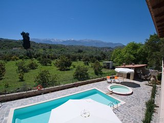 4 bedroom Villa in Armenoi, Crete, Greece : ref 5228071