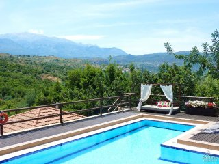 3 bedroom Villa in Armenoi, Crete, Greece : ref 5228065