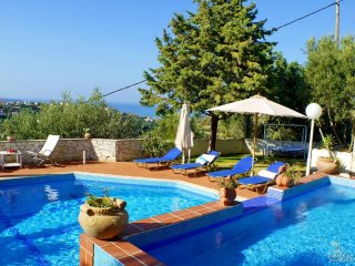 3 bedroom Villa in Ano Stalos, Crete, Greece : ref 5228062