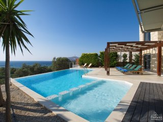 3 bedroom Villa in Sfinari, Crete, Greece : ref 5228049