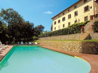 8 bedroom Villa in Il Castagno d'Andrea, Tuscany, Italy : ref 5227207