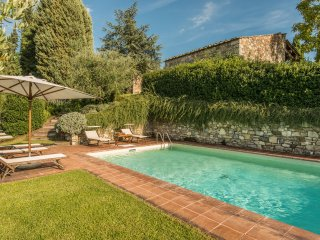 5 bedroom Villa in Radda in Chianti, Tuscany, Italy : ref 5227193