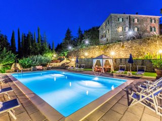 6 bedroom Villa in Bagno a Ripoli, Tuscany, Italy : ref 5227156