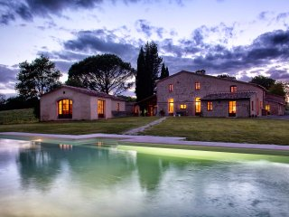 9 bedroom Villa in Villa Montesoli, Tuscany, Italy : ref 5226999