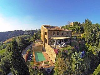 8 bedroom Villa in Petrognano, Tuscany, Italy : ref 5227128