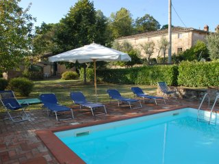 4 bedroom Villa in Siena, Tuscany, Italy : ref 5227116