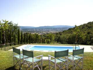 9 bedroom Villa in Sansepolcro, Tuscany, Italy : ref 5227111